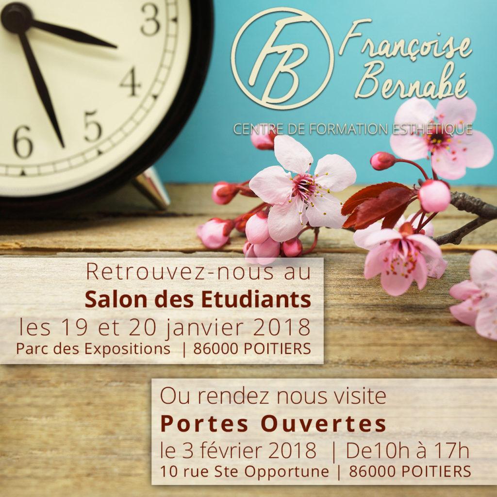 FB Formation - francoise bernabe formation - salon etudiants